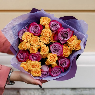 Rose delivery Russia