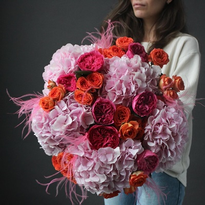 Flowers delivery Moscow Russia