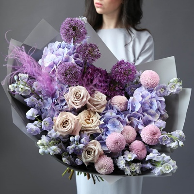 Flowers delivery to Russia