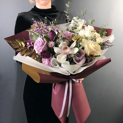 Flowers delivery in St Petersburg
