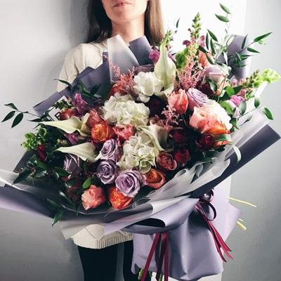 Flowers to St Petersburg