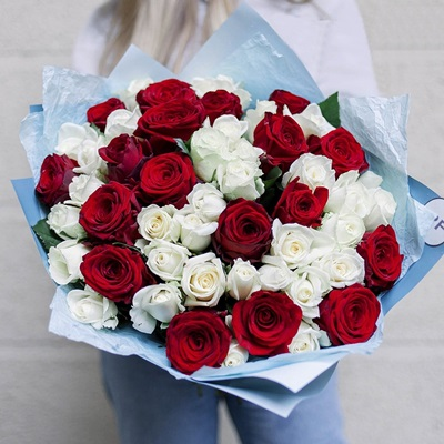 Rose delivery Russia Moscow