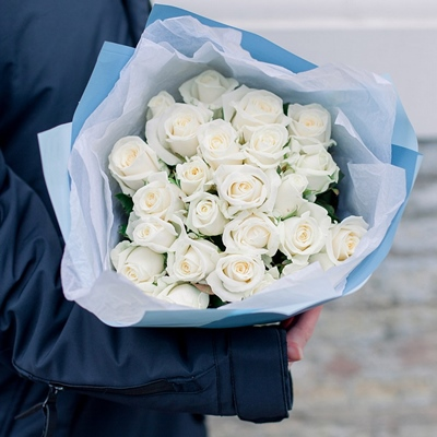 Roses delivery for St Petersburg