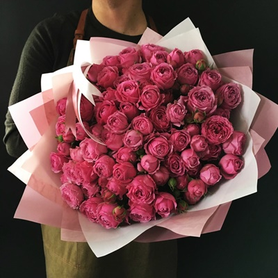 Peonies delivery Moscow