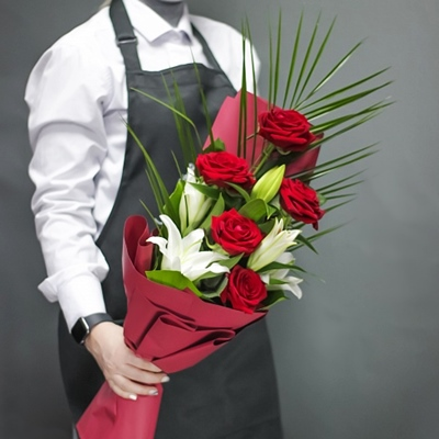 Flower delivery to Russia Moscow