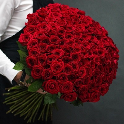 Roses for Moscow