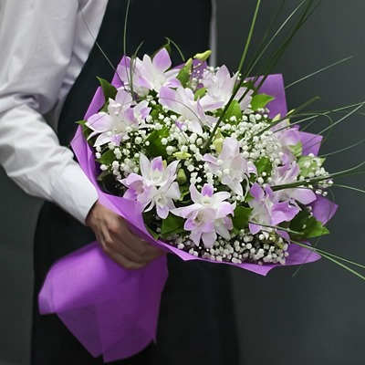 Order flowers Russia