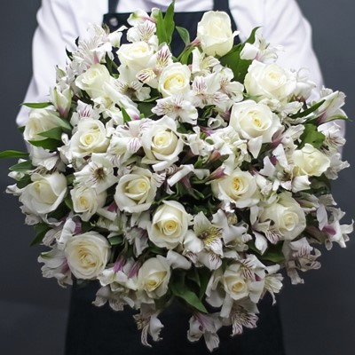 Flower bouquets delivery Moscow