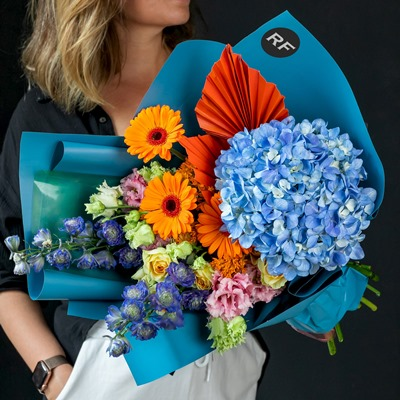 Luxury flowers Moscow Russia