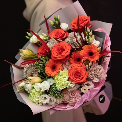 Luxury flowers Moscow