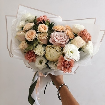 Order flower to Russia