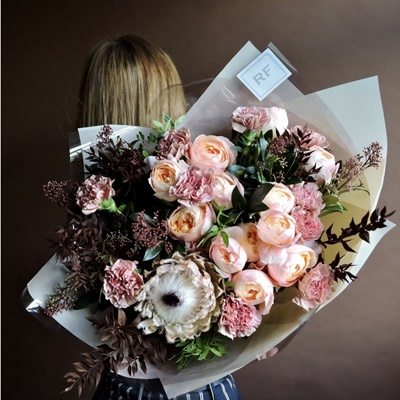 Local Florist in Moscow